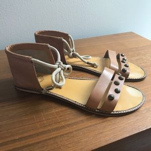 Ecote leather sandals